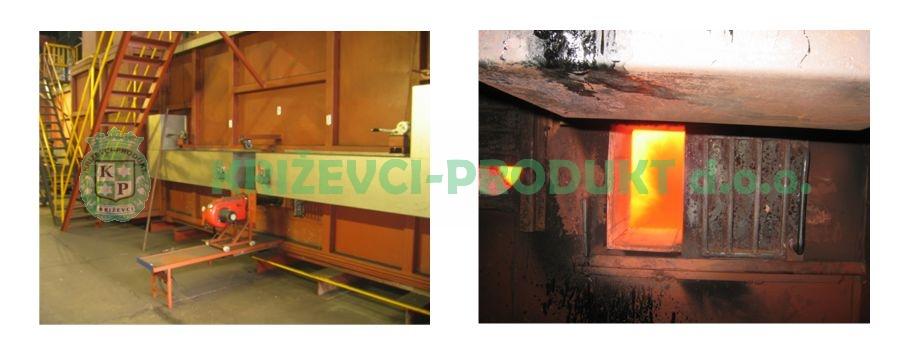 Processo di produzione - Carbone di legna